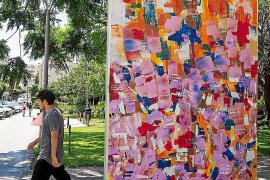 El Bloop Festival llena de color el Parque de la Paz