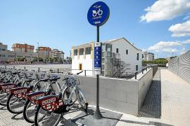 Sagalés tendrá que retirar el punto de alquiler de bicis instalado en el CETIS