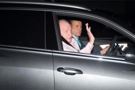 El Rey Juan Carlos ingresa en la Clínica Quirón para ser operado del corazón
