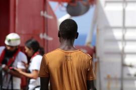 Llegan a Malta las 356 personas rescatadas por el 'Ocean Viking'