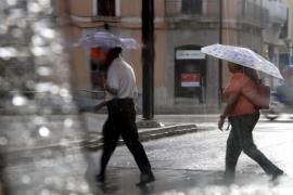 La Aemet alerta de una DANA que dejará fuertes tormentas en Baleares