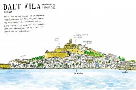 'Ibiza!' un repaso ilustrado a lo mejor de nuestra isla