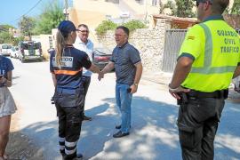 El alcalde 'Agustinet' advierte: «Que sirva de aviso a quienes pretendan seguir con las fiestas ilegales; actuaremos con contundencia»