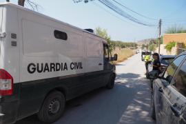 La Guardia Civil pondrá hoy a disposición del juez de guardia a 16 de los 73 detenidos