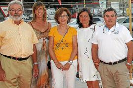 Entrega de trofeos de la XXV Regata Illes Balears Clàssics