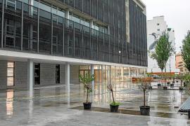 El nuevo juzgado de Ibiza «hace aguas» con filtraciones e inundaciones antes de inaugurarse
