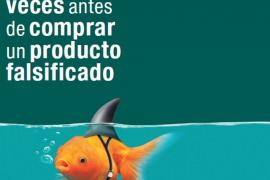 La Policía Nacional crea una guía para evitar la comercialización de productos falsificados