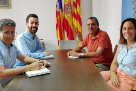 Sant Josep y Consell se coordinarán para facilitar la detección de transporte ilegal
