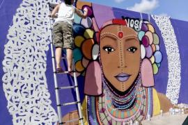 Tres artistas ibicencos para dar visibilidad a las mujeres del Bronx