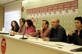Los sindicatos creen que será una «huelga histórica» porque  la reforma es un «atentado»