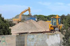 Arrancan las obras del nuevo CEIP de Sant Ferran con el objetivo fijado en finales de 2020