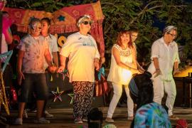 AMADIBA clausura sus tres escuelas de verano con un gran festival