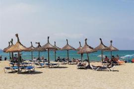 Baleares sufre en julio una caída del 6,8% en las pernoctaciones de los apartamentos turísticos