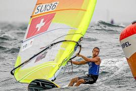 Sanz, adiós a la Medal Race