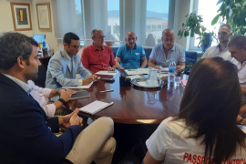 Conflicto laboral de los controladores de pasaportes del aeropuerto de Palma