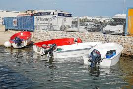 Otra lancha con 18 inmigrantes alcanza la costa de Roca Llisa y son detenidos