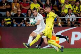 Bale evita la derrota del Real Madrid en Villarreal