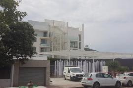 El PSOE de Santa Eulària solicita al ayuntamiento los expedientes sancionadores por las obras hotel Marriott