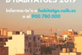 Abierta la convocatoria de ayudas de alquiler para el 2019