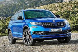 Skoda suministra 102.700 vehículos en el mes de julio