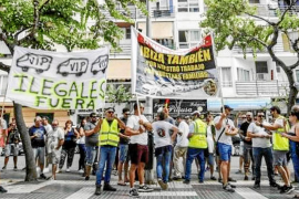 Élite Corsaris dice que los taxis pirata se embolsan 157 millones en cinco meses en Ibiza