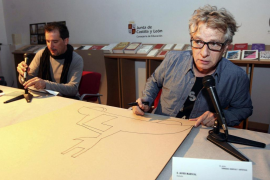 Mariscal prepara un proyecto de animación localizado en Balears