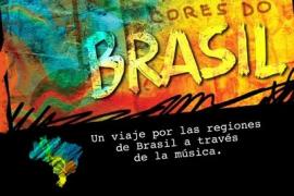 Concierto Cores do Brasil en el Teatre Xesc Forteza