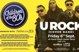 La fiesta 'Childrens of the 80's' recaudará este viernes alimentos para personas necesitadas