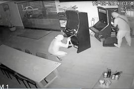 La Guardia Civil investiga un nuevo robo de la 'banda de la tragaperras' en Sant Antoni