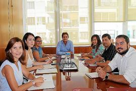 Consell y ayuntamientos se unen para impulsar la participación de los jóvenes