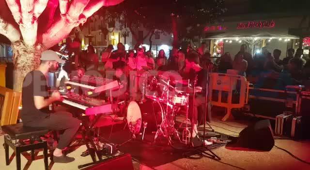 La mejor fusión de jazz, rock y electrónica abrió ayer el Eivissa Jazz 2019