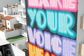 El BLOOP Festival regresa a las calles y fachadas de Sant Antoni