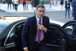 Sánchez emplaza a Iglesias a aceptar una vía intermedia, sin vencedores ni vencidos