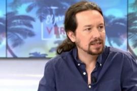 Iglesias dice que en la reunión con el PSOE plantearán la coalición