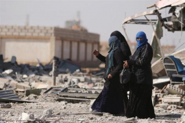 La Audiencia Nacional emite órdenes de detención contra cuatro españolas del Estado Islámico en Siria