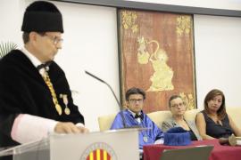 Apertura del curso académico en la UIB