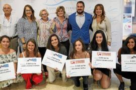 La Julián Vilás Ferrer premia a los estudiantes de Ciencias de la Salud, Medicina y Especialidad