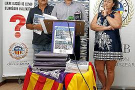 Jorge Campos, en 2012, cuando presidía el Círculo Balear, ya cargaba contra el sistema educativo de Baleares