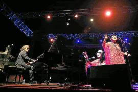 La mejor fusión de jazz y flamenco llena de música y arte Dalt Vila