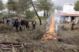 Eivissa acogerá en abril o mayo un seminario con expertos europeos sobre incendios forestales