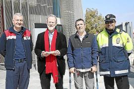 El Cos de Bombers de Palma celebra su patrón