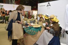 El Consell expone la moda Adlib en la feria Who's Next de París
