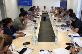 El PP inicia el curso político con el objetivo claro de que «Ibiza funcione»