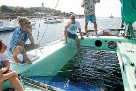 «Nos daba pena ver el mar tan sucio y decidimos empezar algo que ayudara»