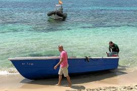 Detienen en Barcelona a un inmigrante irregular que viajaba en barco desde Ibiza