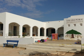 El Consell de Formentera concluye las obras de mantenimiento de los centros escolares