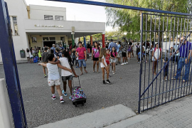 Las Pitiusas tienen 78 docentes más que el curso pasado para unos 21.326 alumnos