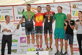 Morcillo, subcampeón de España en Cazorla