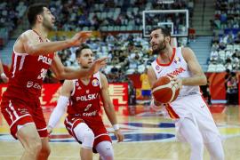 Mundial ed BaloncestoEspaña-Polonia