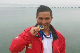 Óscar Cervantes: «No me esperaba ser campeón de Europa»